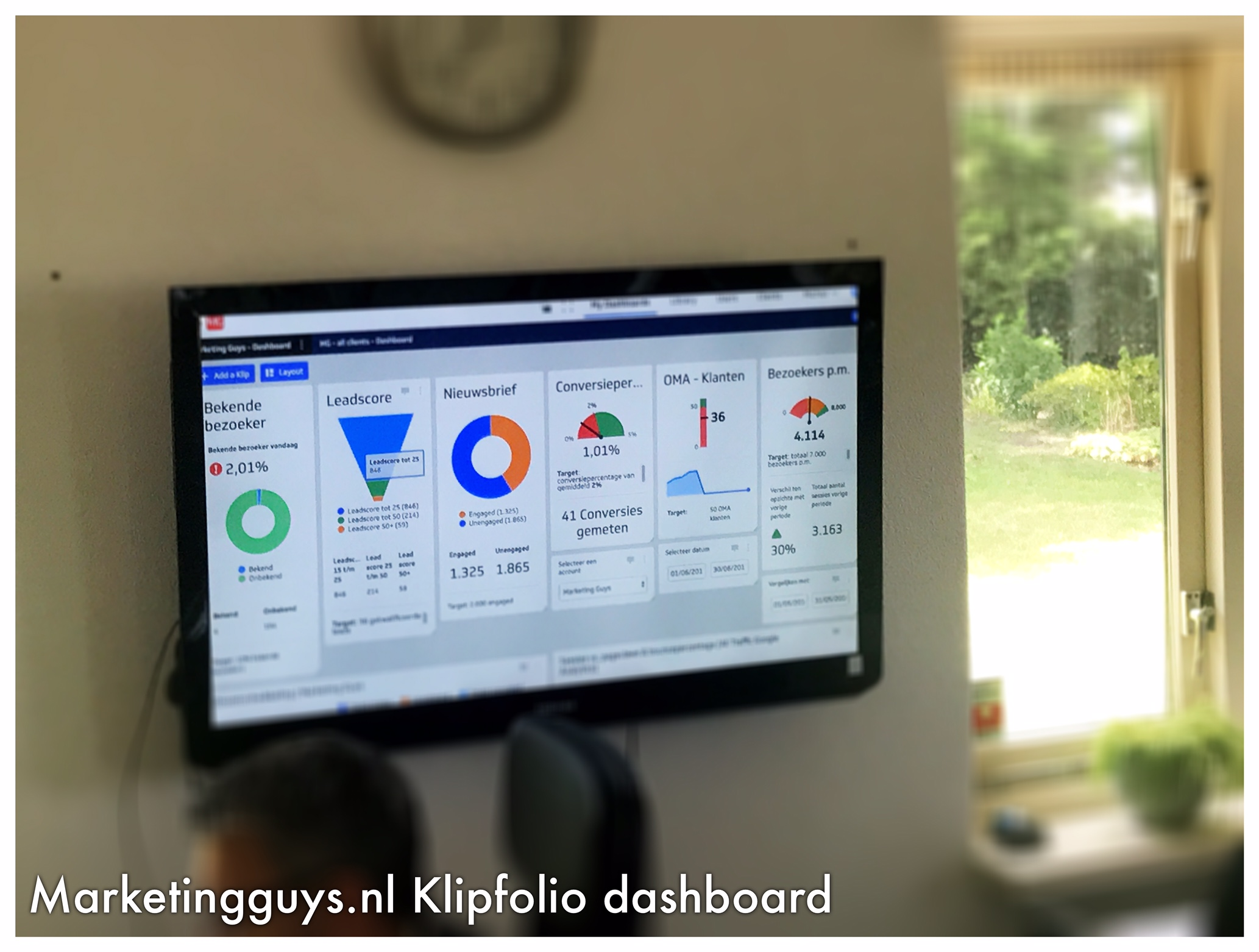 KPI's en dashboarding