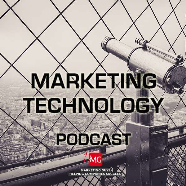 marketing technology podcast