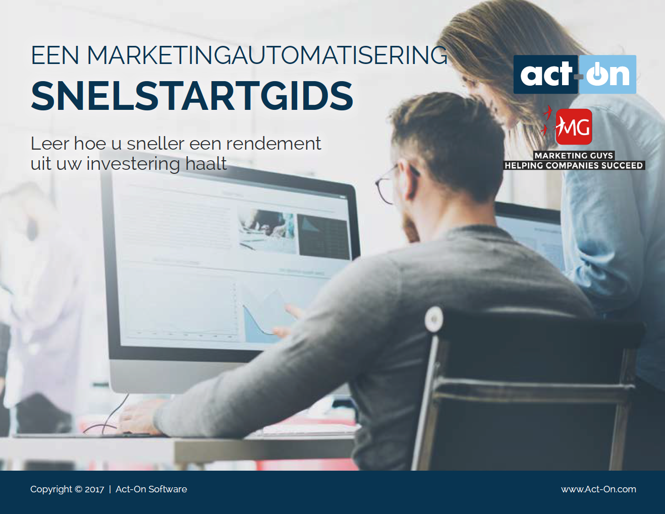 snelstartgids marketing automation