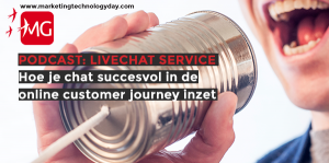 podcast livechat service
