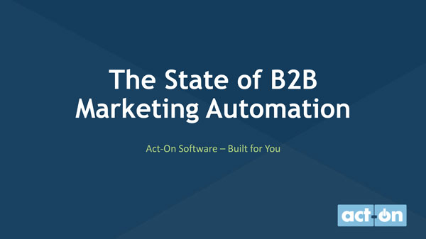 state-b2b-marketing-automation