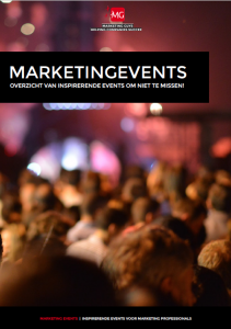 Marketingevents 2018
