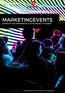 Marketing event guide 2019