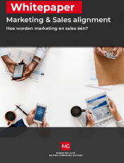 Whitepaper Marketing & Sales alignment